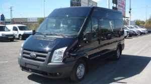 furgoneta-ford-negra